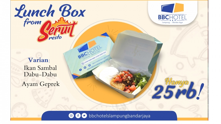 Seruit Lunch Box